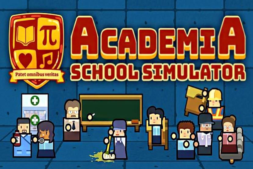 Academia School Simulator Free Download Crack Repack-Games