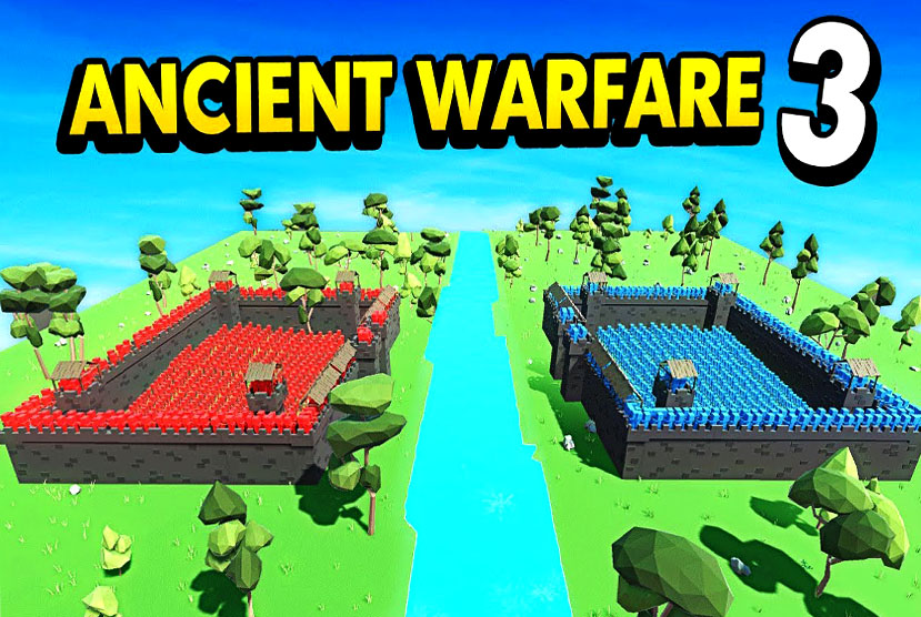 Ancient Warfare 3 Free Download Crack Repack-Games