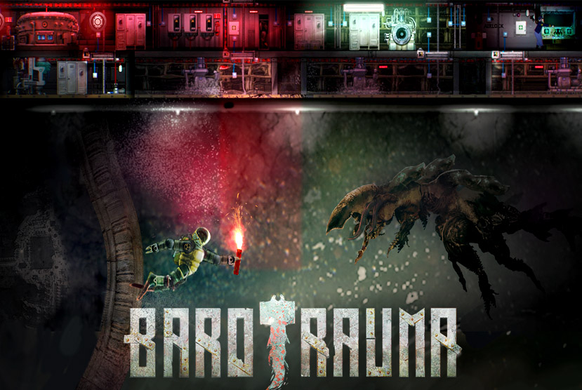 Barotrauma Free Download Crack Repack-Games