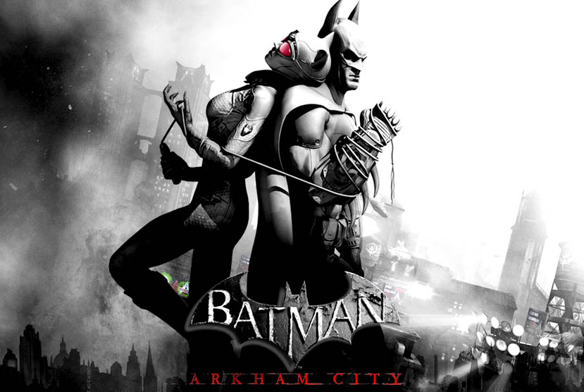 Batman Arkham City Game of the Year Edition Crack Repack-Games