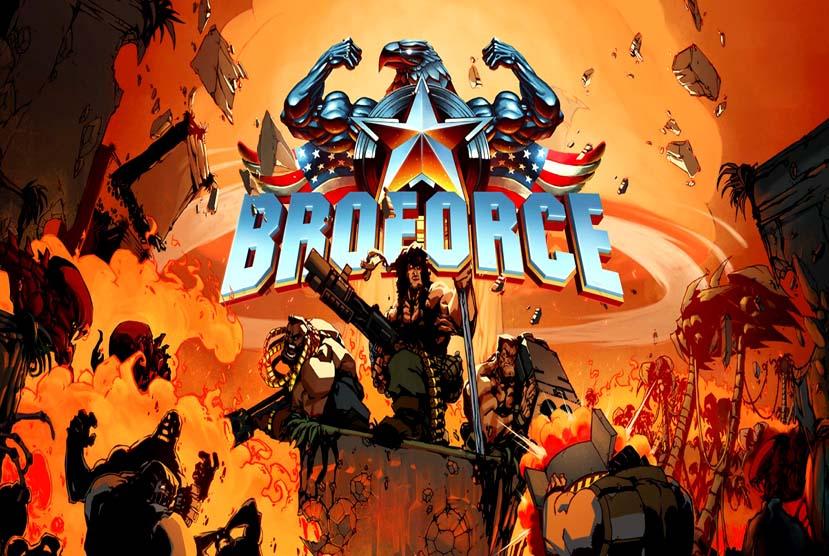 Broforce Free Download Torrent Repack-Games