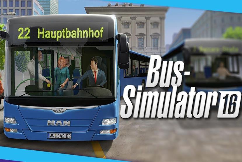 Bus Simulator 16 Repack-Games