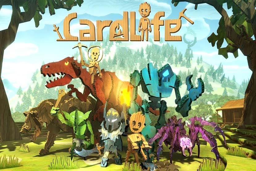 CardLife Creative Survival Free Download Torrent Repack-Games