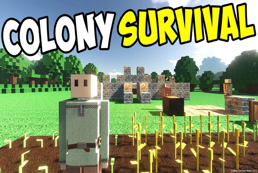 Colony Survival Repack-Games Download
