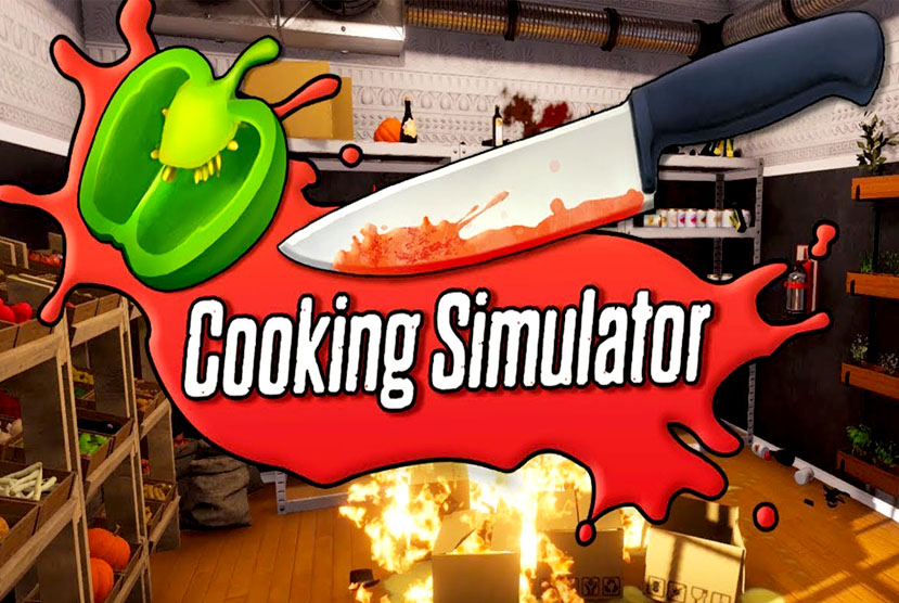 Cooking Simulator Free Download Crack Repack-Games