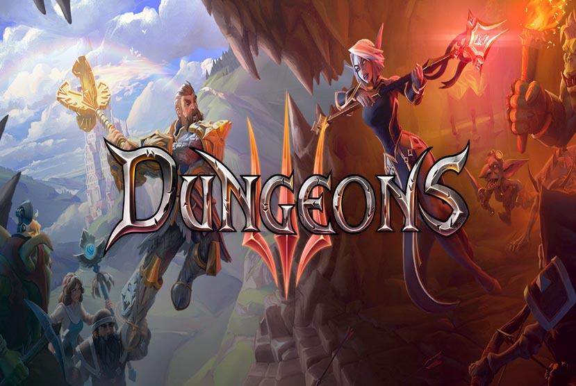Dungeons 3 Free Download Torrent Repack-Games