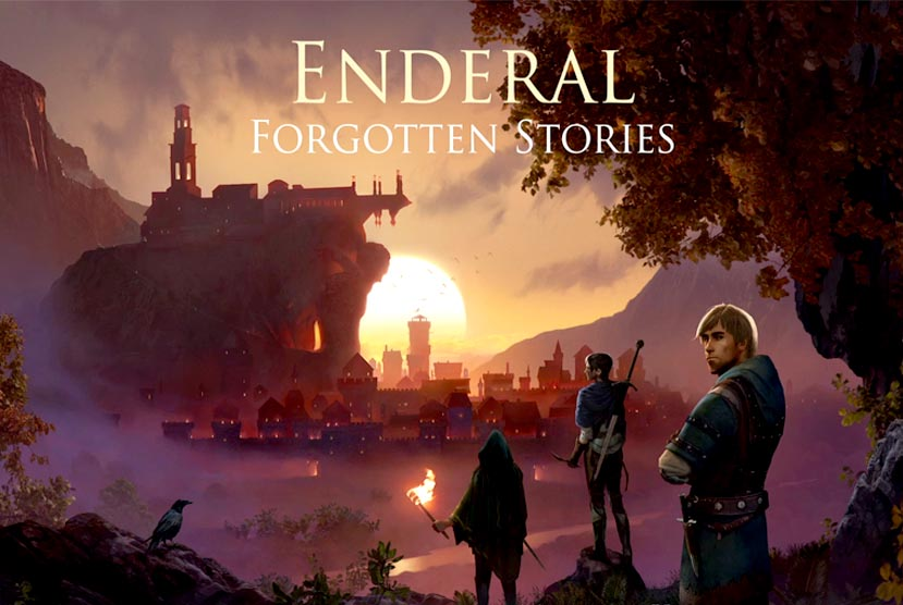 Enderal Forgotten Stories Free Download Torrent Repack-Games