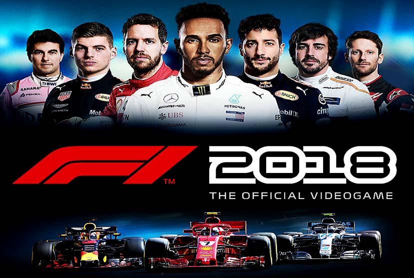 F1 2018 Free Download Crack Repack-Games