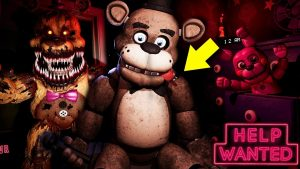 FIVE NIGHTS AT FREDDY'S VR HELP WANTED Download