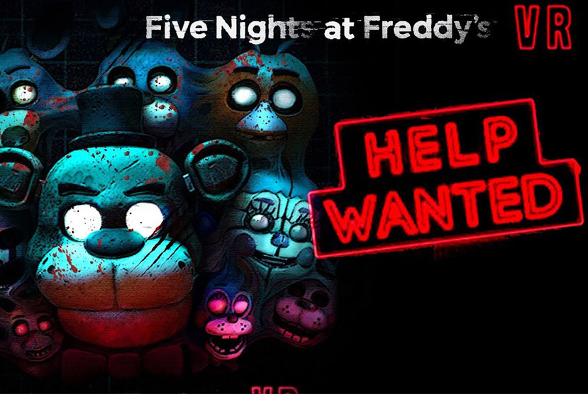 Five Night At Freddy VR Download Free