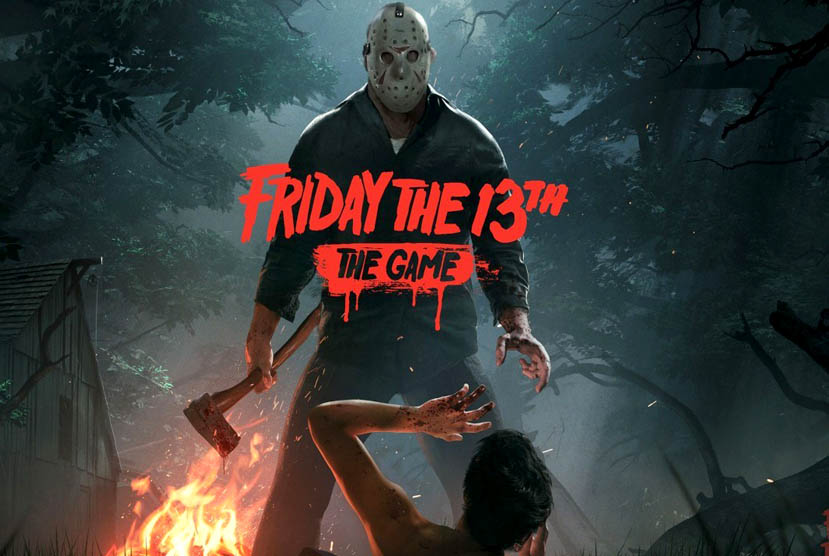 Friday the 13th The Game Free Download Torrent Repack-Games