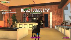 Goat Simulator GOATY Edition Free Download Repack-Games