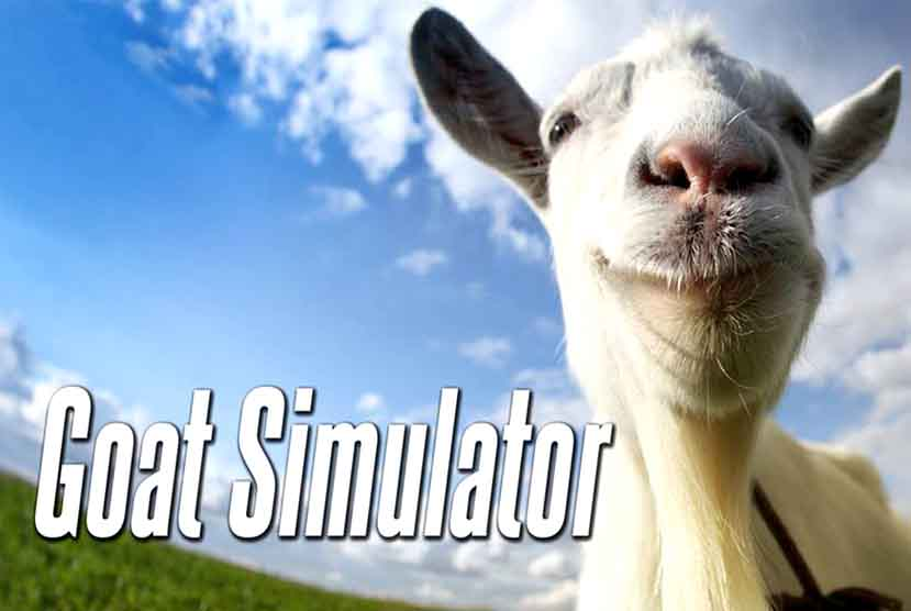 Goat Simulator GOATY Edition Free Download Torrent Repack-Games