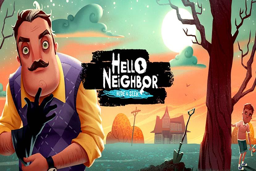 Hello Neighbor Hide and Seek Free Download Crack Repack-Games
