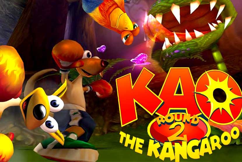 Kao the Kangaroo Round 2 Free Download Crack Repack-Games