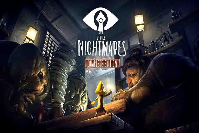 Little Nightmares COMPLETE EDITION Free Download Crack Repack-Games
