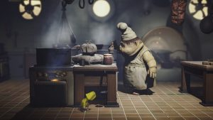 Little Nightmares COMPLETE EDITION Free Download Repack-Games