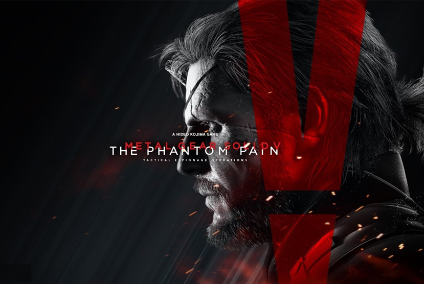 Metal Gear Solid V The Phantom Pain Repack-Games