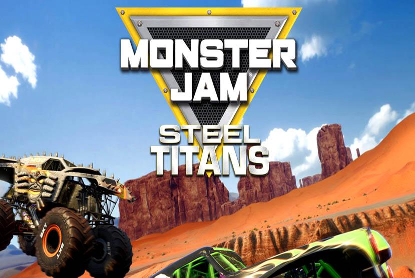 Monster Jam Steel Titans Free Download Torrent Repack-Games