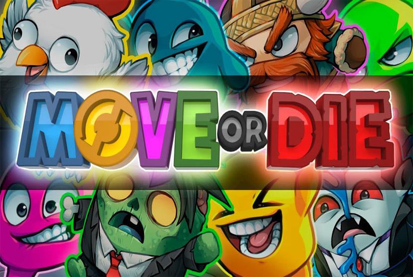 Move or Die Repack-Games