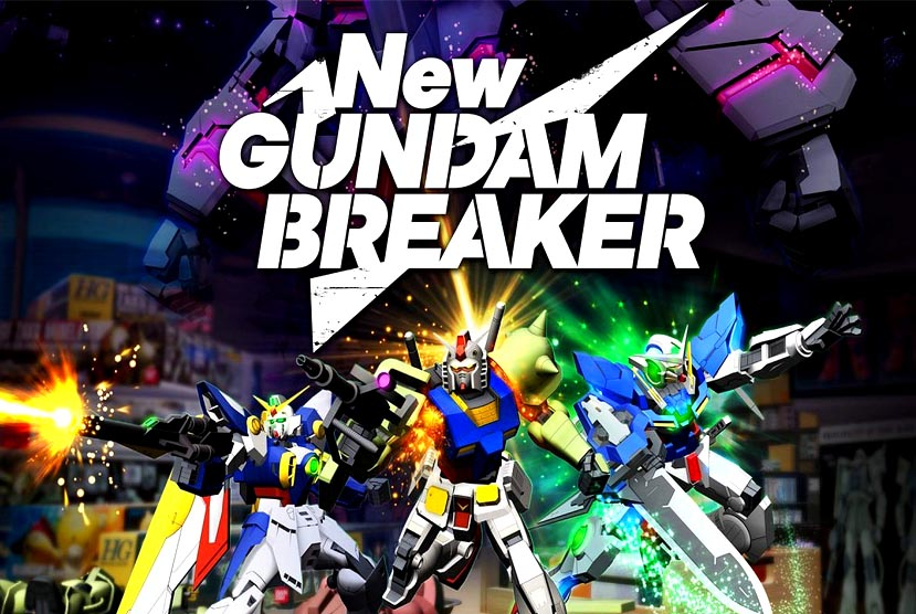 New Gundam Breaker Free Download Torrent Repack-Games