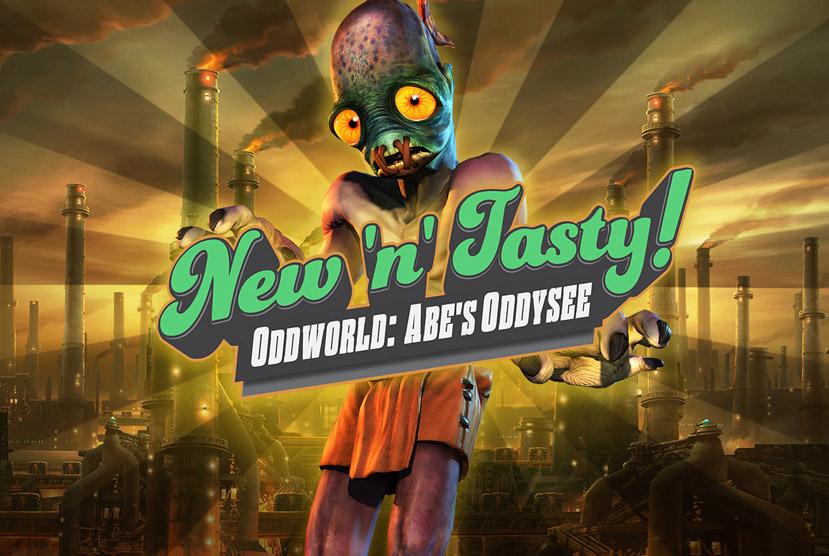 Oddworld New 'n' Tasty Repack-Games
