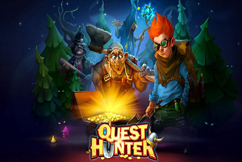 Quest Hunter Free Download Torrent Repack-Games