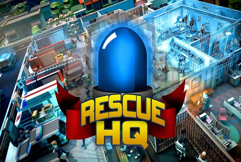 Rescue HQ – The Tycoon Free Download Torrent Repack-Games