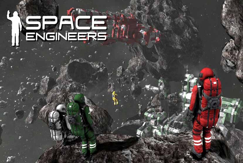 Space Engineers Free Download Crack Repack-Games