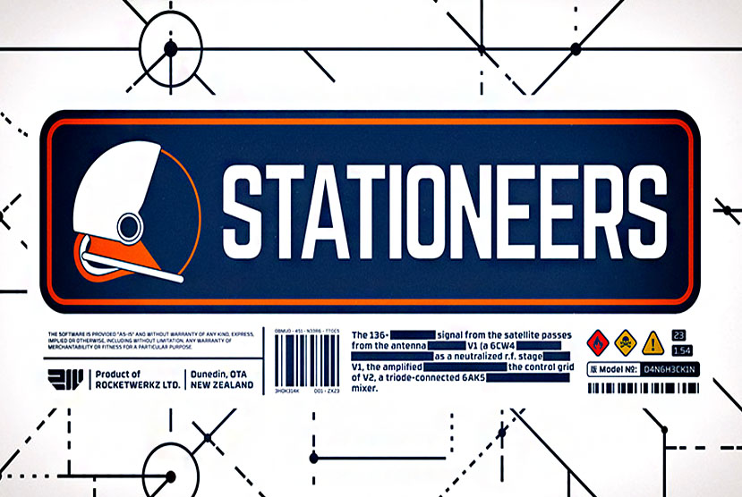 Stationeers Free Download Torrent Repack-Games