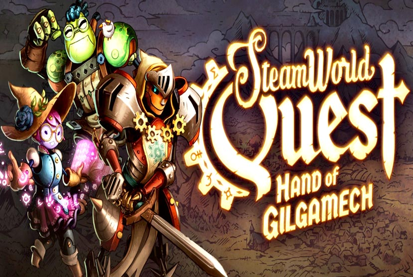 SteamWorld Quest Hand of Gilgamech Free Download Torrent Repack-Games