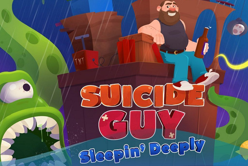 Suicide Guy Sleepin' Deeply Repack-Games