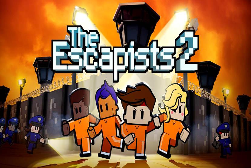 The Escapists 2 Free Download Torrent Repack-Games