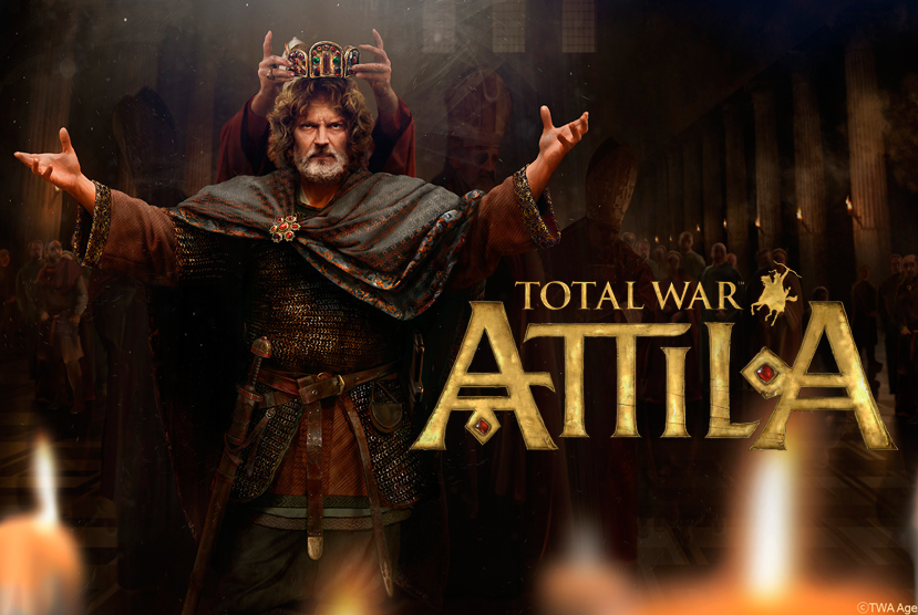 Total War: Attila Free Download (Incl  ALL DLC's) - Repack-Games