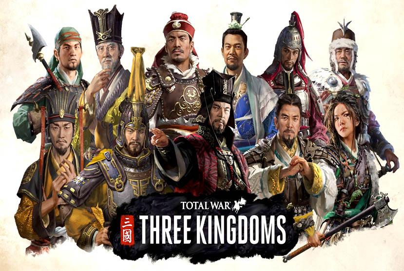Total War THREE KINGDOMS Free Download Torrent Repack-Games