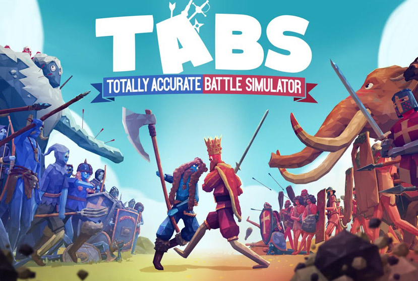 Totally Accurate Battle Simulator-Repack-Games