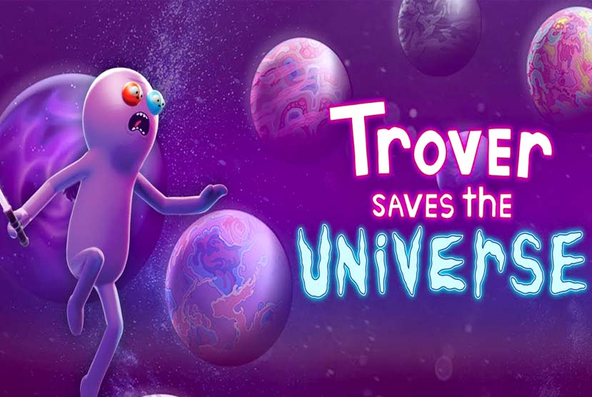 Trover Saves the Universe Free Download Torrent Repack-Games