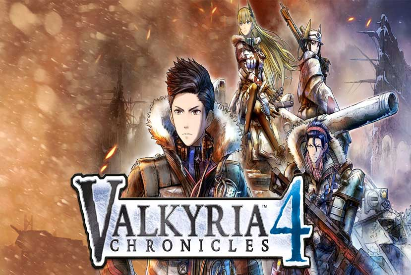Valkyria Chronicles 4 Free Download Torrent Repack-Games