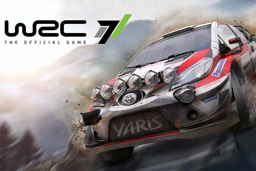 WRC 7 CPY Download Multipalyer