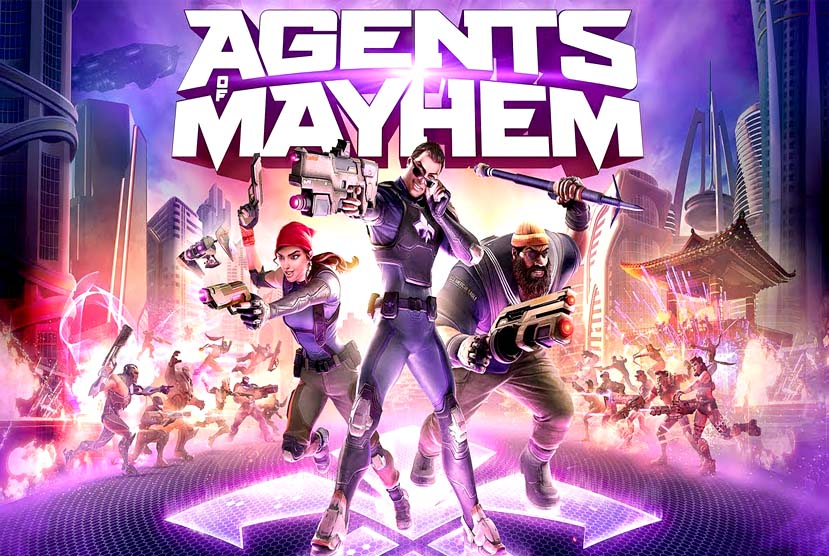 Agents of Mayhem Free Download Torrent Repack-Games