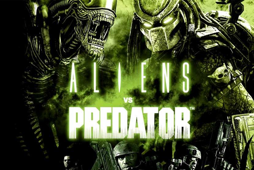 Aliens vs Predator Free Download Crack Repack-Games