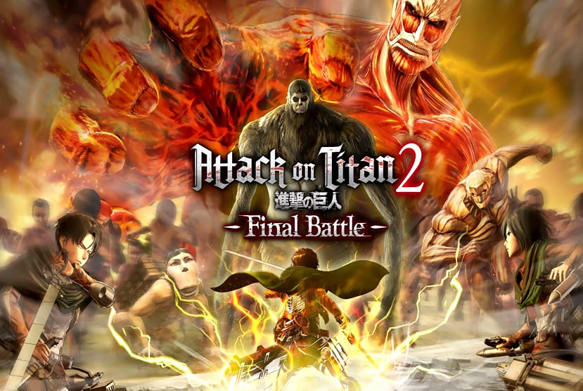 Attack on Titan 2 FINAL BATTLE Free Download Torrent Repack-Games