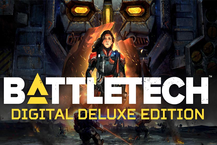 BATTLETECH DIGITAL DELUXE EDITION Free Download Torrent Repack-Games