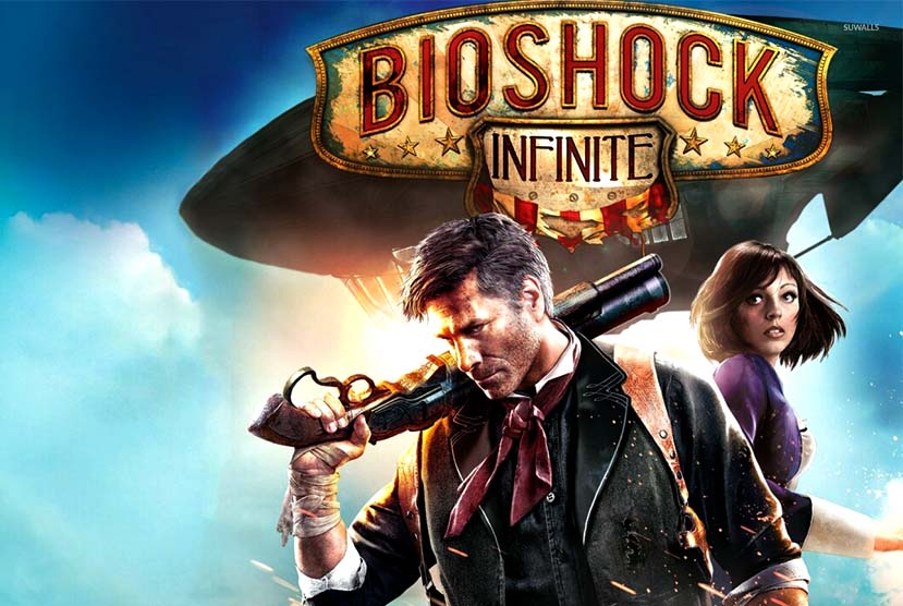 BioShock Infinite Complete Edition Free Download Crack Repack-Games