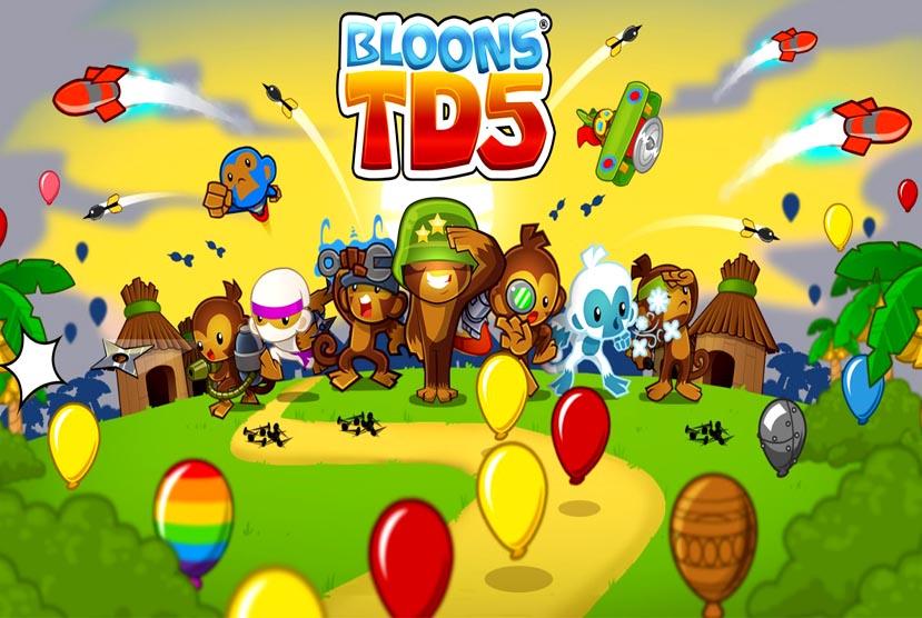 Bloons TD 5 Free Download Torrent Repack-Games