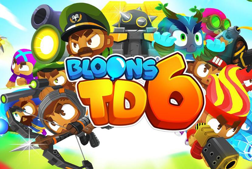 Bloons TD 6 Free Download (v11