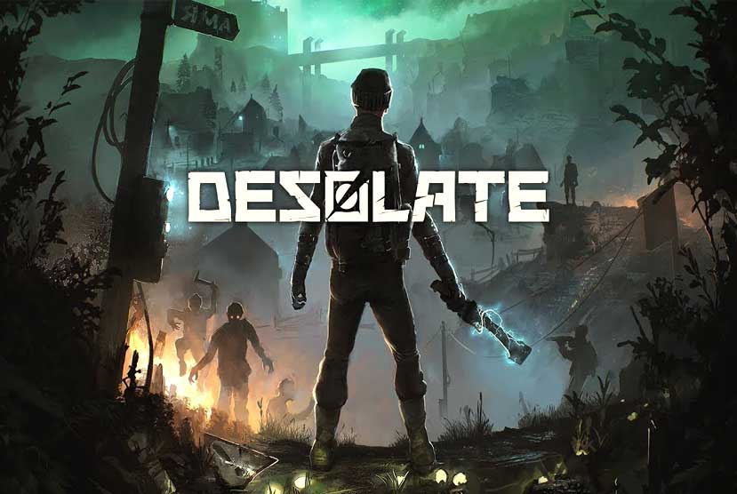 DESOLATE Free Download Torrent Repack-Games