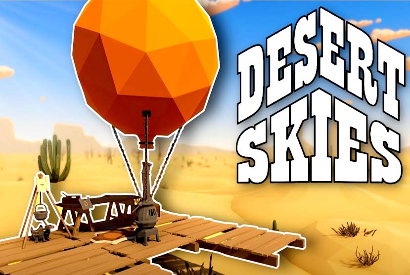 Desert Skies Free Download Torrent Repack-Games
