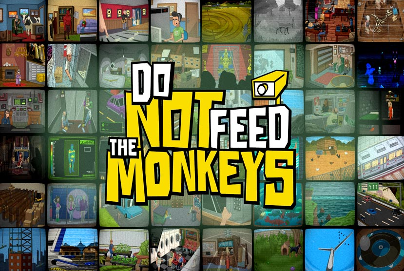 Do Not Feed the Monkeys Free Download Crack Repack-Games