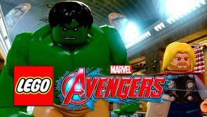 Download LEGO MARVEL's Avengers Free